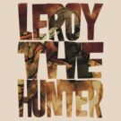 Leroy The Hunter by matthewdunnart