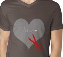 Save your scissors... Mens V-Neck T-Shirt