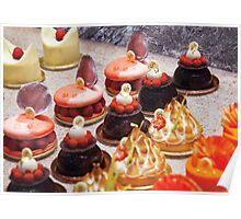 Le Dessert Poster