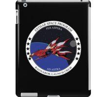 Ragnarok launch crew iPad Case/Skin