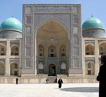 Bukhara, Uzbekistan by Christopher Herwig