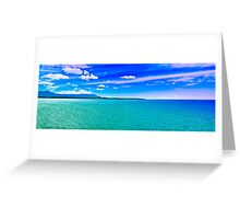 Cairns - View of the headlands Greeting Card