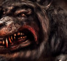 Mad Dog by Mike  Savad