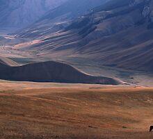 Song Kol, Kyrgyzstan by Christopher Herwig