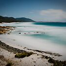Lunar Beach - Friendly Beaches, Tasmania by Liam Byrne
