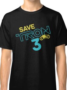 Save Tron 3 [color] Classic T-Shirt
