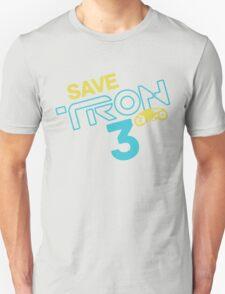 Save Tron 3 [color] Unisex T-Shirt
