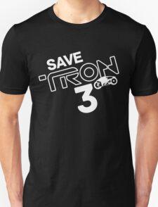 Save Tron 3 [white] T-Shirt