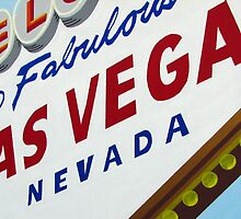 Tribute to Vegas by Slade Roberts