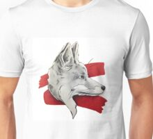 Fox Profile Unisex T-Shirt