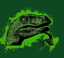 Philosoraptor by Exclamation Innovations