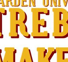 Barden University Treblemakers Sticker