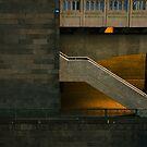 Under the Boardwalk by Bryan Davidson