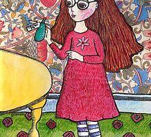 Drink me Alice by genevievem