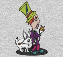 Mad Hatter & Rabbit 2 by Octavio Velazquez