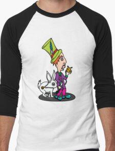 Mad Hatter & Rabbit 2 T-Shirt