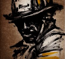 The American Firefighter by rawline