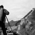 Shooting the Wall by KLiu