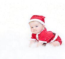 Santas' little helper! by Sue Wilson (Kane)
