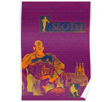 7 Deadly sins-Sloth Poster