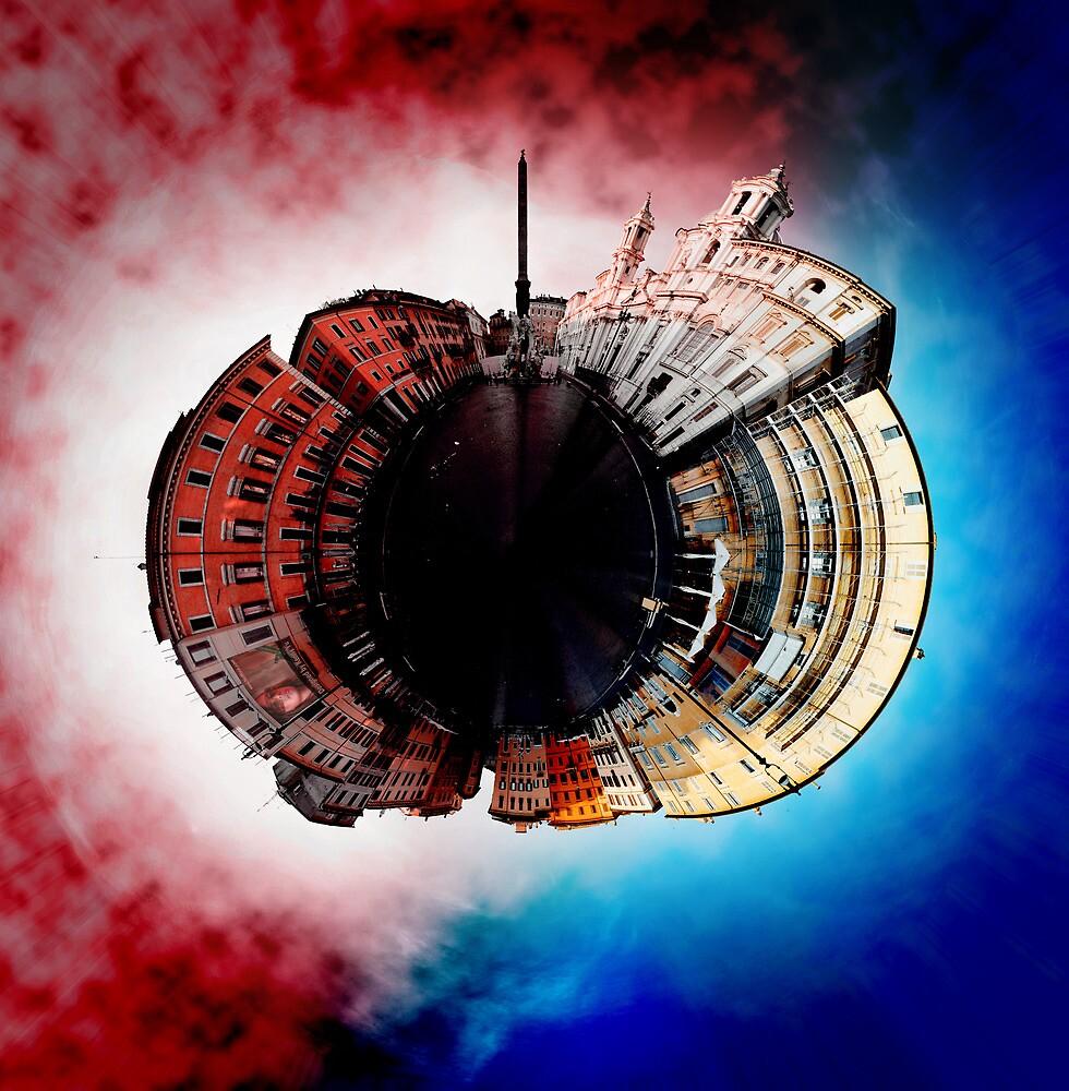 World Piazza by netmonk