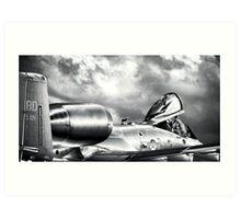 "Homestead Air Force Base ""Florida"" Art Print"