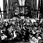 Sydney Harbour Bridge Breakfast 2009 by Amanda  Stewart