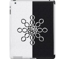 A unique snowflake iPad Case/Skin