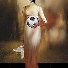 Footballers Wife by catherinelouise