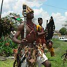 Malawi: Nyau dancer by Anita Deppe