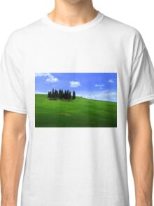 Val d'Orcia  Classic T-Shirt