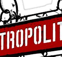 metropolitain Sticker
