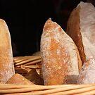 Bread, Lyttelton Farmers Market by Steven Carpinter