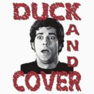 Chuck - Duck and Cover by mobii