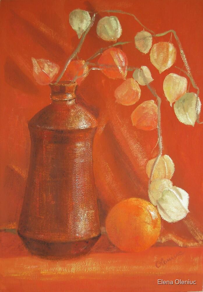 Orange by Elena Oleniuc