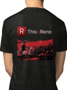 Go Go Reno Hoodie Tri-blend T-Shirt