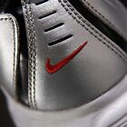 Nike Trainer detail by George Sharman