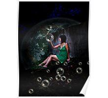 Allison in Wonderland Poster