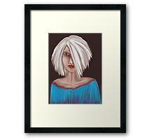 Portrait 01 Framed Print