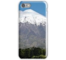 Snow-topped Mountain iPhone Case/Skin