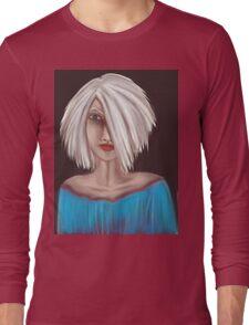 Portrait 01 Long Sleeve T-Shirt