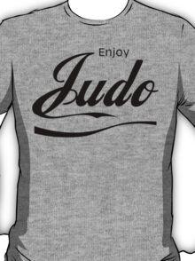Enjoy Judo  T-Shirt