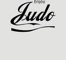 Enjoy Judo  Unisex T-Shirt