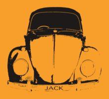 VW Beetle - JACK  by melodyart