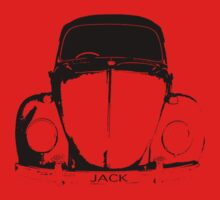 VW Beetle - JACK  Kids Tee