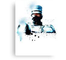RoboCop 87'  Canvas Print