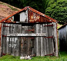Keep Out! by Anthony Thomas