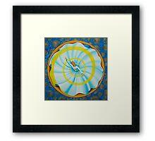 Whirling dervish Framed Print