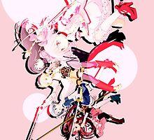 Puella Magi Madoka Magica [Pink] by Susanwolf