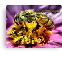 Bee~utiful Canvas Print